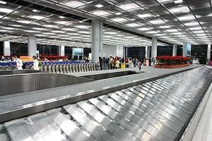 Bangkok Airport Baggage Claim - Suvarnabhumi Bangkok Airport / Photo: panoramio.com