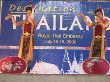 Destination Thailand Fair 2009 2