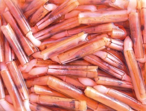 Razor clams or Hoi Lot / Photo: nairobroo.com