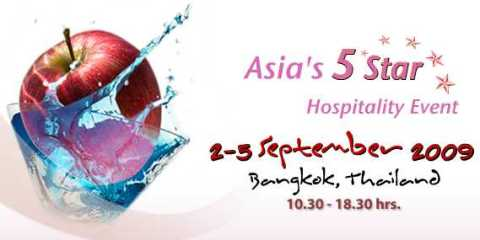 Asia's 5 Star Hospitality Event