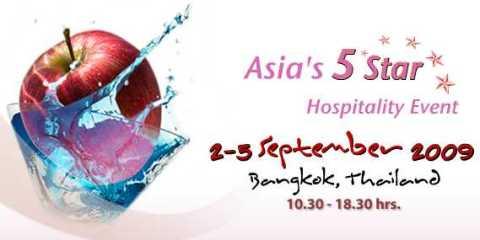 Asia's 5 Star Hospitality Event