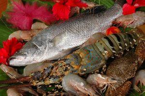 Koyao Island Resort -Fresh seafood / Photo: tourismthailand blog
