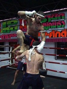 Muay Thai / Photo: kombatgroup.com