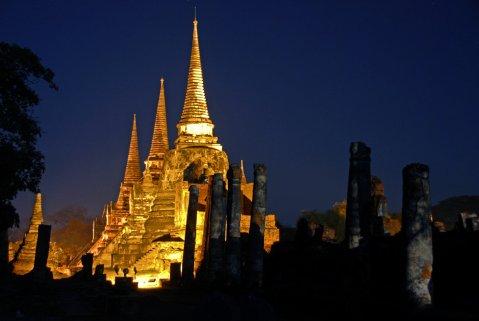 Ayutthaya World Heritage site