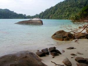 Koh Surin Island National Park Thailand