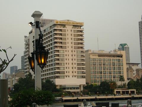 Mandarin Oriental Hotel, Thailand