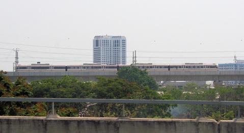 Airport Rail Link train